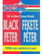 Black Peter - Fekete Péter - kétnyelvû kisokos