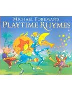 Playtime Rhymes with Cd