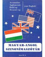 Magyar-angol szinonimaszótár