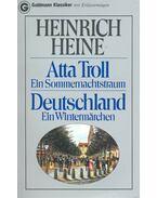 Atta Troll – Ein Sommernachtstraum, Deutschland – Ein Wintermärchen