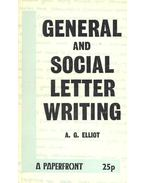 General and Social Letter Writing
