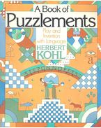 A Book of Puzzlements – Play and Inventon with Language