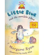 Little Blue ant the Terrible Jokes