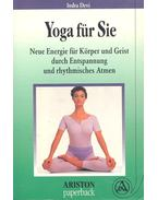 Yoga für Sie