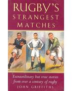Rugby's Stranges Matches