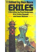 Exiles – 3 Novellas by Poul Anderson, Eric Frank Russel and Isaac Asimov