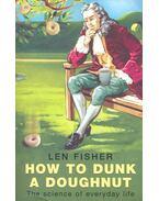 How to Dunk a Doughnut