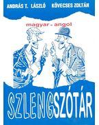 Magyar-angol szlengszótár