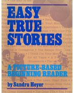 Easy True Stories – A Picture-Based Beginning Reader