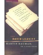 Martin Bauman; or, A Sure Thing