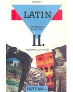 Latin nyelvkönyv II