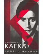 A Biography of Kafka