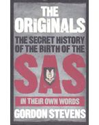 The Originals – The Secret History of the Birth of the SAS