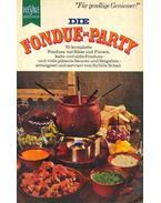 Die Fondue-Party