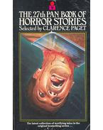The 27th Pan Book of Horror Stories