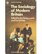 The Sociology of Modern Britain