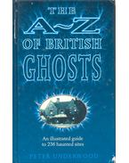 The A-z of British Ghosts
