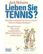 Lieben Sie Tennis?