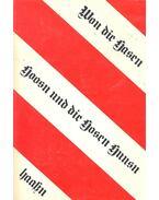 Wou die Hasen Hoosn und die Hosen Huusn haassn – Ein Nürnberger Wörterbuch