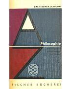 Das Fischer Lexikon – Philosophie