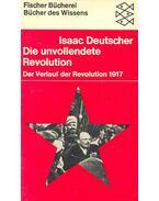 Die unvollendete Revolution – Der Verlauf der Revolution 1917