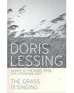 The Grass is Singing - Lessing, Doris