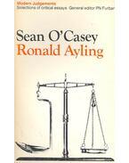Sean O'Casey – Selections of Critical Essays