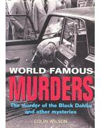 World Famous Murders