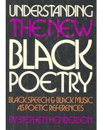 Understanding the New Black Poetry