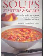 Soups Starters and Salads