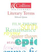 Collins Dictionary  - Literary Terms