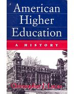 American Higher Education - LUCAS, CHRISTOPHER J.
