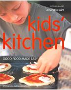 Kid's Kitchen – Good Food Made Easy
