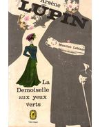 Arsene Lupin , La demoiselle aux yeux verts