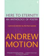 Here to Eternity – An Anthology of Poetry