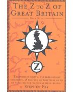 The Z to Z of Great Britain