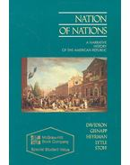 Nation of Nations – A Narrative History of the American Republic