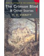 Tales of Mystery and the Supernatural – The Crimson Blind and Other stories