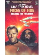 Star Trek – Faces of Fire - Friedman, Michael Jan
