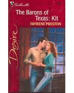The Barons of Texas: Kit