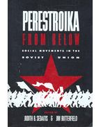 Perestroika from Below – Social Movements in the Soviet Union