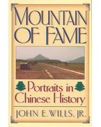 Mountain of Fame – Portraits in Chinese History