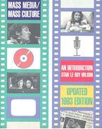 Mass Media – Mass Culture – An Introduction