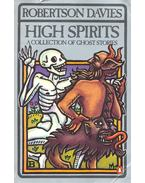 High Spirits – A Collecion of Ghost Stories