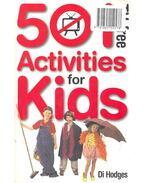 501 TV-Free Activities for Kids