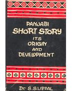 Panjabi Short Stories Its Origin and Development