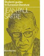 Student's Guide to European Literature – Jean-Paul Sartre