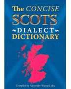 The Concise Scots Dialect Dictionary