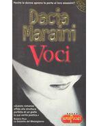 Voci - Maraini, Dacia