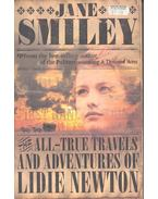 All-True Travels and Adventures of Lidie Newton